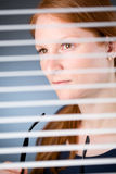Young and Confident Business Woman stock image