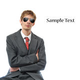 Young Confident Businessman Stock Photos