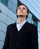 Young Confident Businessman Royalty Free Stock Images