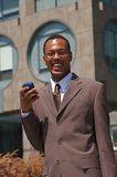 Young Confident Businessman Stock Images