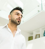 Young confident man Royalty Free Stock Photography