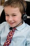 Young Consultant Royalty Free Stock Image