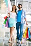 Young consumers Royalty Free Stock Image