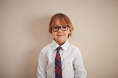 Young corporate business boy Stock Photo