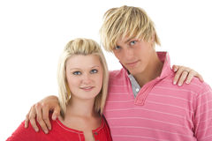 Young couple. Royalty Free Stock Images