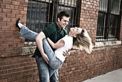 Young Couple 2 Royalty Free Stock Photo
