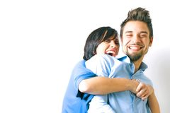 Young couple Stock Photos