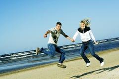 Young couple. Stock Photos