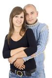 Young couple Stock Images