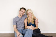Young couple Stock Image