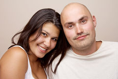 Young couple. Stock Image