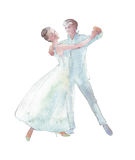Young Couple Dancing Royalty Free Stock Photo