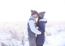 Young couple Royalty Free Stock Images