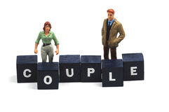 A young couple in love Stock Photo