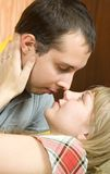 Young couple in love l Stock Image