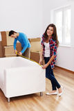 New furniture Royalty Free Stock Photography