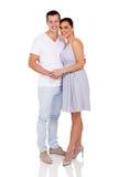 Young couple posing Stock Photos