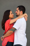 Young couple Royalty Free Stock Photography