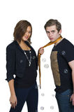 Young couple relationship Royalty Free Stock Photo