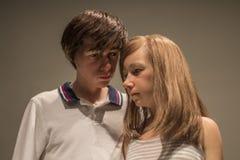 Young Couple, 2013 - Ron Mueck Stock Photos