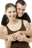 Young Couple Together Stock Photo