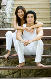 Young couple together Royalty Free Stock Photography