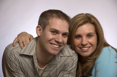 Young Couple2 stock image