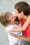 Young  couples in love Royalty Free Stock Images