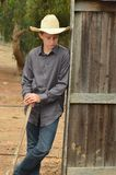 Young Cowboy Stock Photos