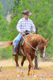Young cowboy Royalty Free Stock Image
