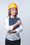 Young craftswoman Royalty Free Stock Photography