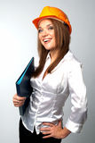 Young craftswoman Stock Photography