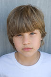 Young cute boy Royalty Free Stock Image