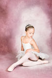 Young Dancer royalty free stock image