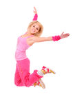 Young dancer Stock Photography