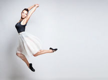 Young dancer Stock Image