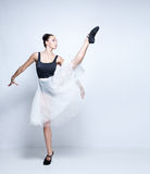 Young dancer Royalty Free Stock Images