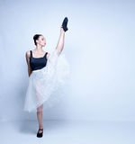 Young dancer Royalty Free Stock Photo