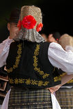 Young dancers from Romania in traditional costume 10 Stock Photo
