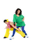 Young Dancing Couple Stock Photography
