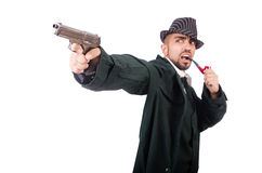 Young detective Stock Images