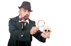 Young detective Stock Photos