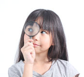 Young detective stock photography
