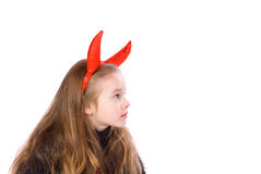 Young Devil Royalty Free Stock Images