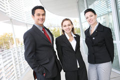 Young Diverse Business Team Royalty Free Stock Photography