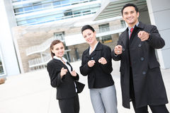 Young Diverse Business Team Stock Image