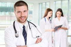 Young doctor Stock Images