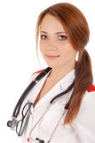 Young doctor Stock Image