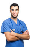 Young doctor Royalty Free Stock Photo