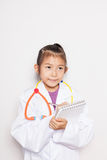 Young doctor royalty free stock images
